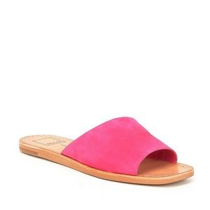 Dolce Vita Cato Hot Pink Sandal Brand New SZ 8